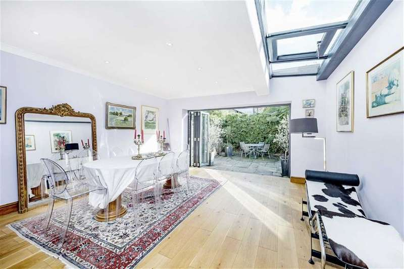 3 Bedrooms Property for sale in Beltran Road, Fulham, London, SW6