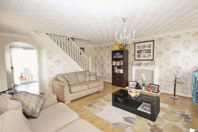 3 Bedrooms Semi Detached House for sale in MUIRFIELD CROFT, IMMINGHAM