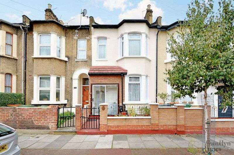 3 Bedrooms Terraced House for sale in Liddington Road, Plaistow, E15