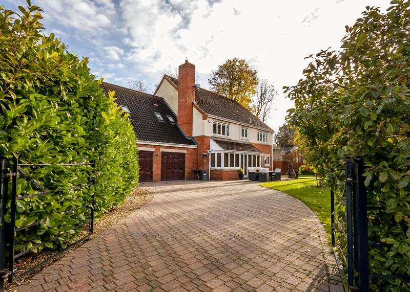 6 Bedrooms Detached House for sale in Parklands Avenue, Nocton, Lincoln