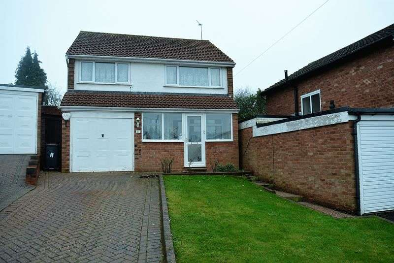 3 Bedrooms Detached House for sale in Emsworth Grove, Kings Heath - THREE BEDROOM DETACHED FAMILY HOME!!