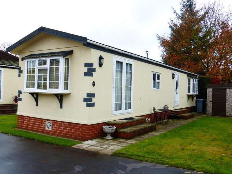 2 Bedrooms Detached House for sale in Wellow Road, Ollerton, Newark, NG22