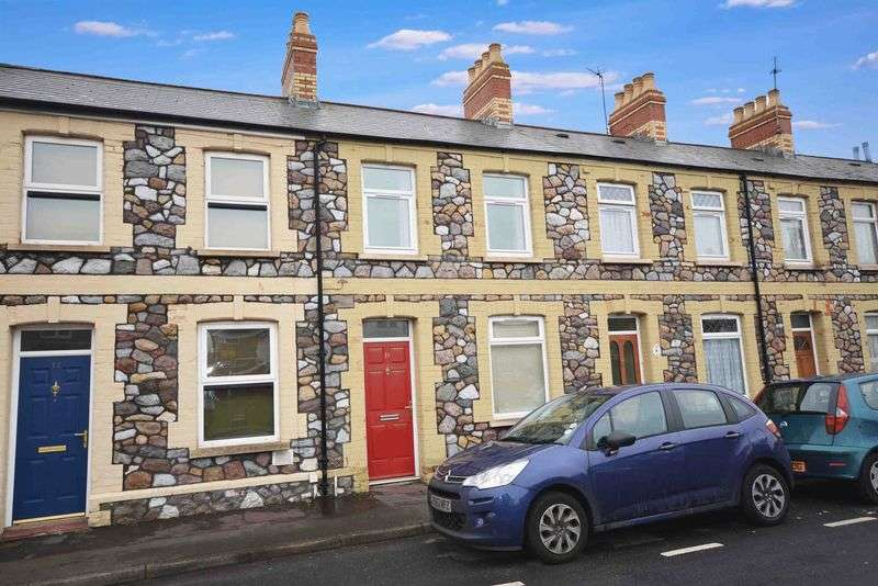 2 Bedrooms Terraced House for sale in Galston Street, Adamsdown, Cardiff