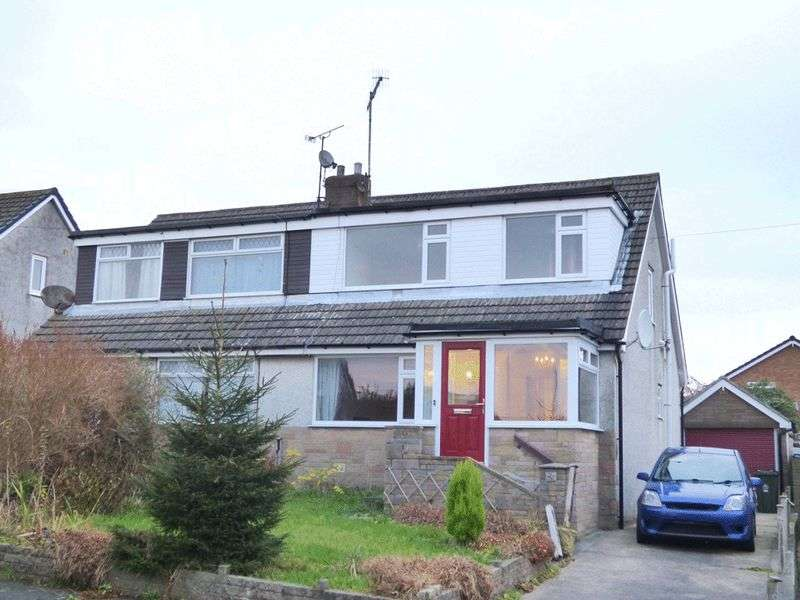 3 Bedrooms Semi Detached House for sale in Steward Avenue, Lancaster