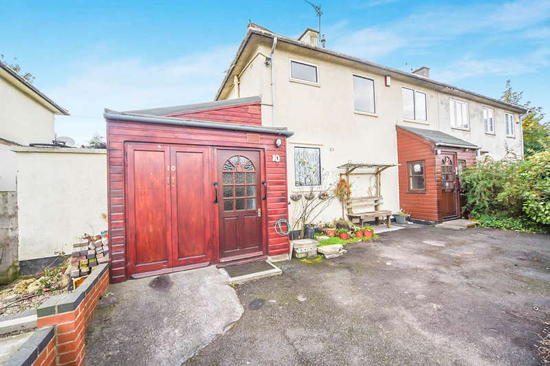 3 Bedrooms Semi Detached House for sale in Pawley Gardens, Leicester, LE2