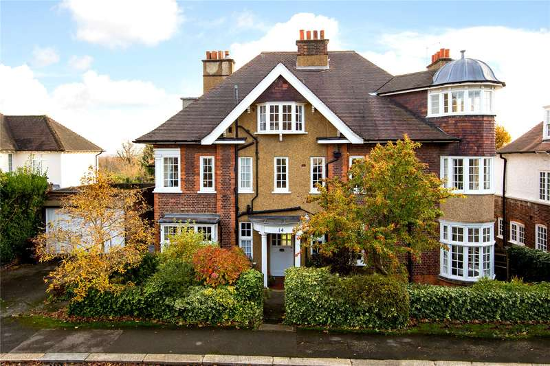 6 Bedrooms Detached House for sale in Belvedere Drive, London, SW19