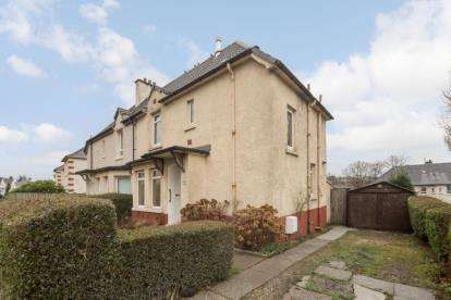 2 Bedrooms Semi Detached House for sale in Arrowsmith Avenue, Knightswood, Glasgow