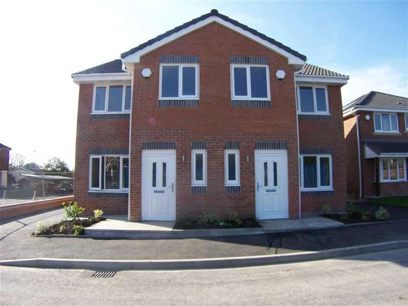 3 Bedrooms Property for sale in Plot 26 Boundary Park, Boundary Drive, Oldham, OL1