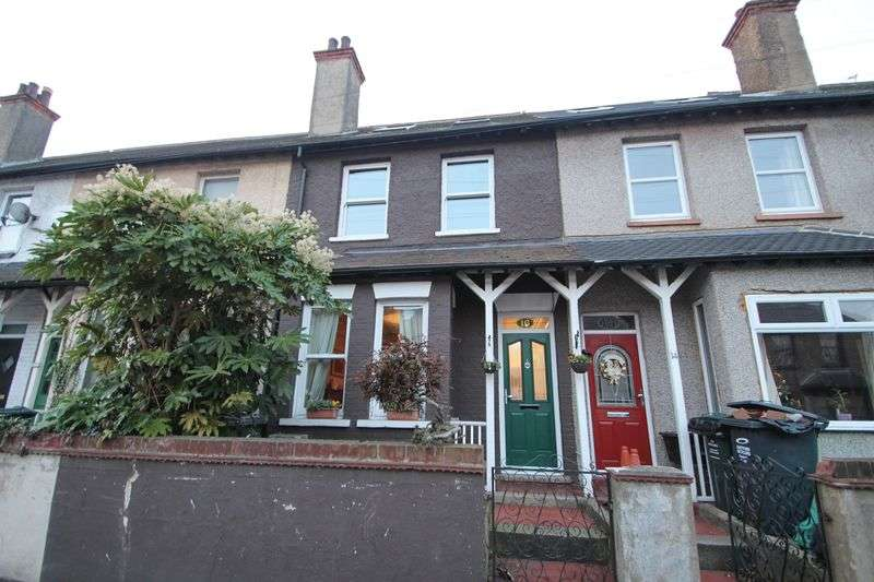 4 Bedrooms Terraced House for sale in Hedge Place Road, Greenhithe