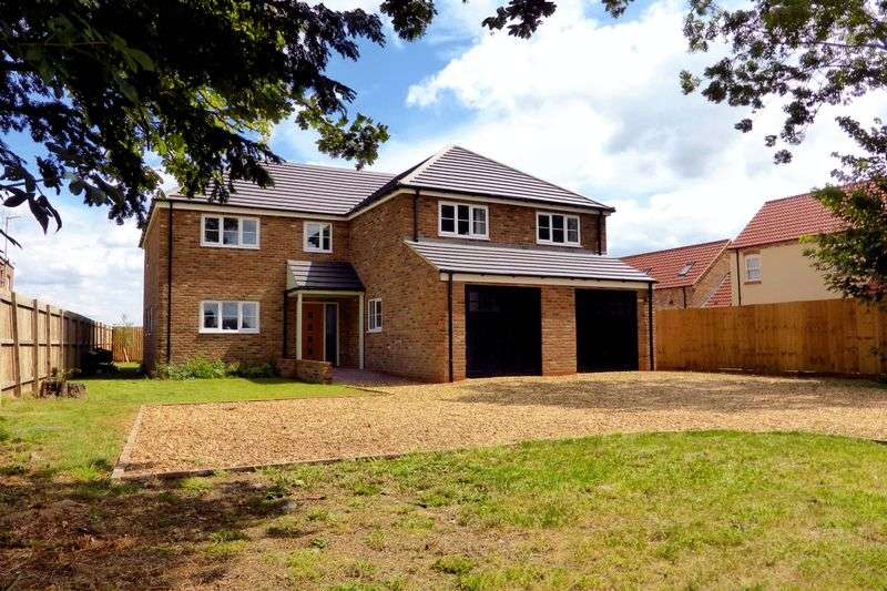 5 Bedrooms Detached House for sale in Murrow Bank, Murrow, Cambridgeshire