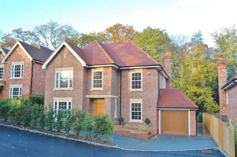 6 Bedrooms Detached House for sale in Strawberry Hill, Fulmer Drive, Gerrards Cross, SL9