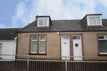3 Bedrooms Terraced House for sale in Main Street, Salsburgh, North Lanarkshire