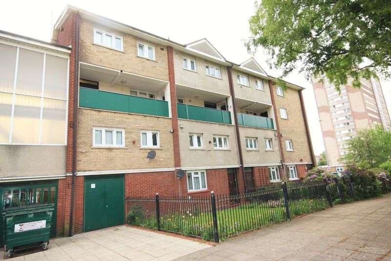 3 Bedrooms Flat for sale in Bodmin Grove, Birmingham