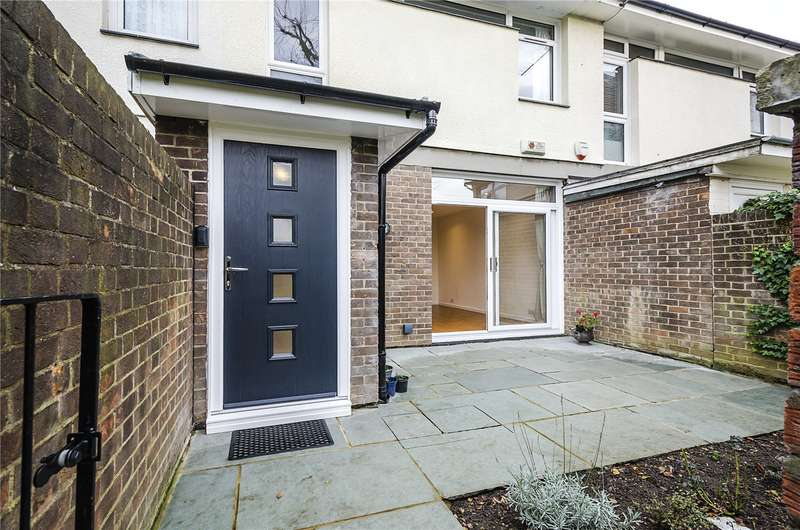 3 Bedrooms House for sale in Kennoldes, Croxted Road, London, SE21
