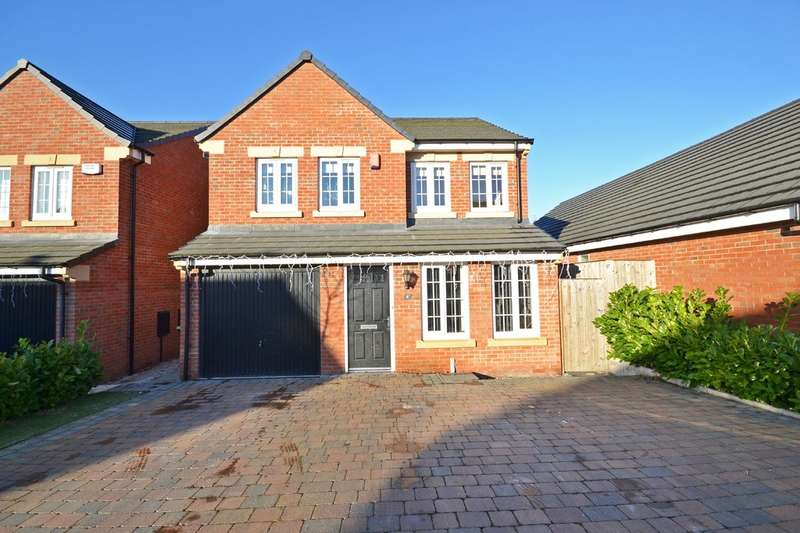 4 Bedrooms Detached House for sale in Duke Way, Outwood, Wakefield