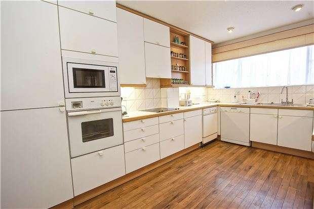 4 Bedrooms Semi Detached House for sale in Salmon Street, KINGSBURY, NW9 8NE