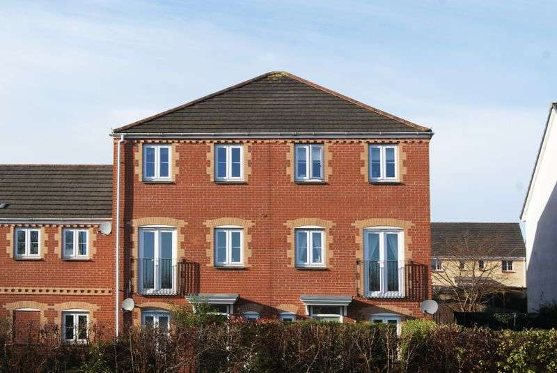 4 Bedrooms House for sale in Beautiful town house on the edge of Cullompton