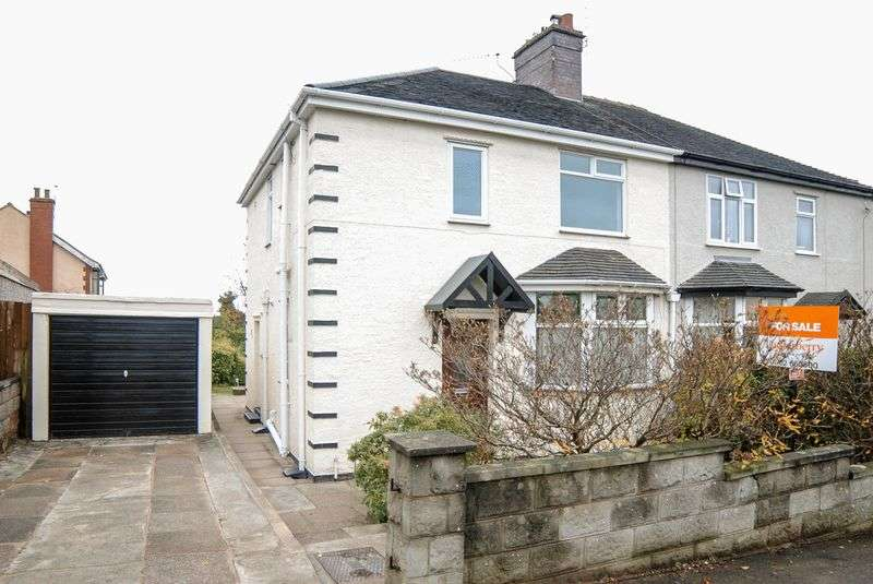 3 Bedrooms Semi Detached House for sale in Douglas Avenue, Oakhill, Stoke-On-Trent, ST4 5JX