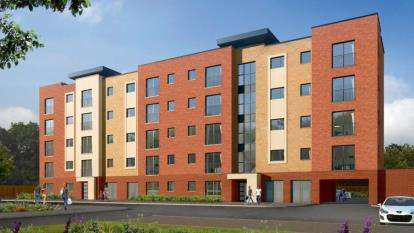 1 Bedroom Flat for sale in Off Bowling Green Lane, Bletchley, Milton Keynes