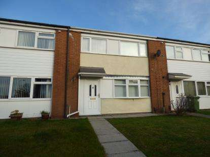 3 Bedrooms Terraced House for sale in Bowland Drive, Litherland, Liverpool, Mereseyside, L21