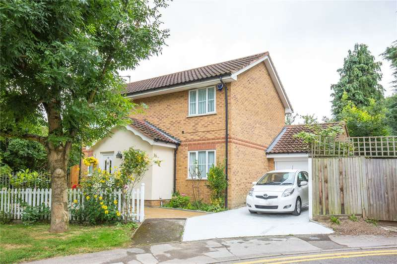 3 Bedrooms Detached House for sale in Ivy Road, Southgate, N14