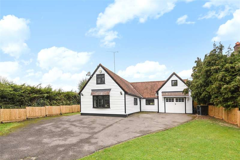 3 Bedrooms Detached House for sale in Long Street, UPSHIRE, Essex, EN9