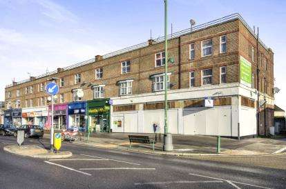 2 Bedrooms Flat for sale in Shirley Road, Southampton, Hampshire