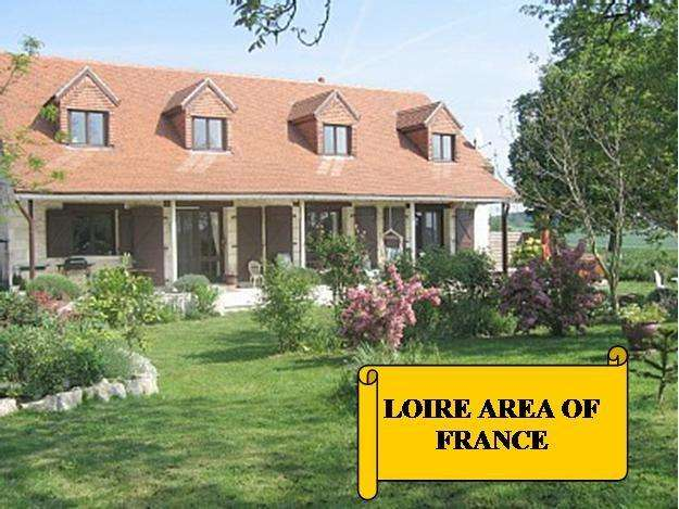 6 Bedrooms Detached House for sale in La Chapelle Blanche, St Martin 37240, Loire