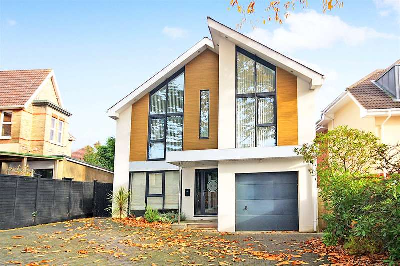 4 Bedrooms Detached House for sale in St Peter's Road, Lower Parkstone, Poole, Dorset, BH14