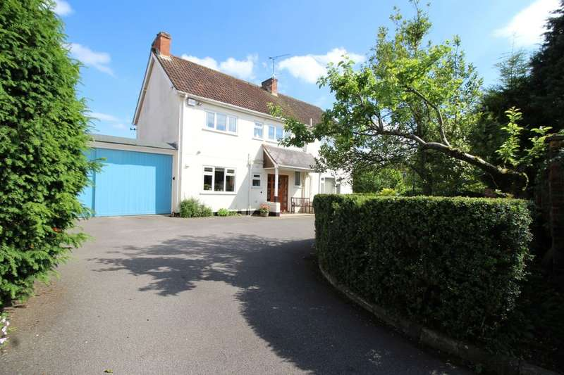5 Bedrooms Detached House for sale in Old Forge Road, Fenny Drayton, Nuneaton, CV13