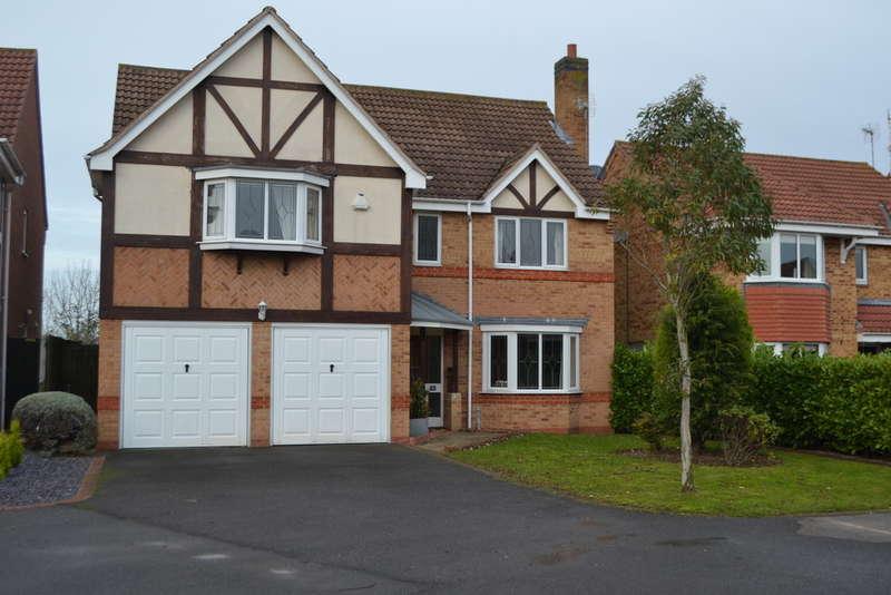 5 Bedrooms Detached House for sale in Newark, Normanton Road