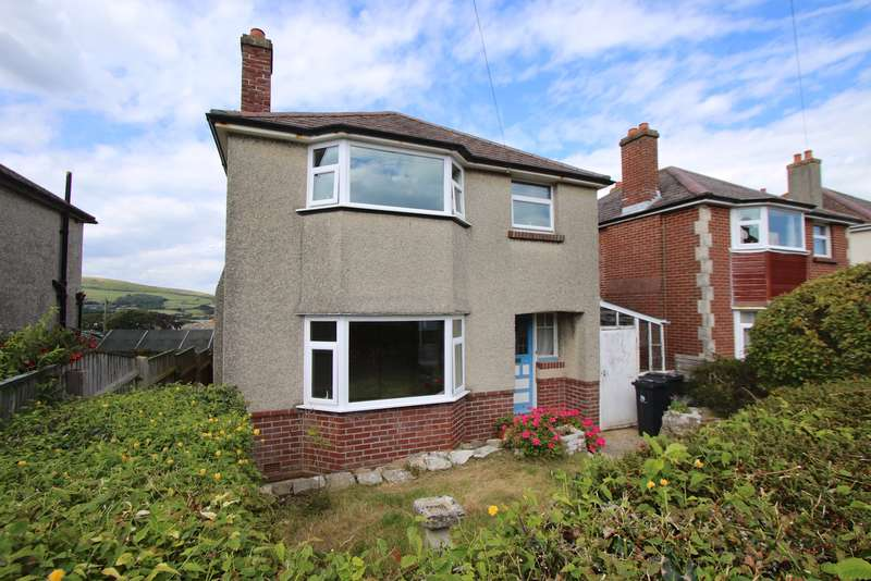 3 Bedrooms Detached House for sale in PRIESTS ROAD, SWANAGE