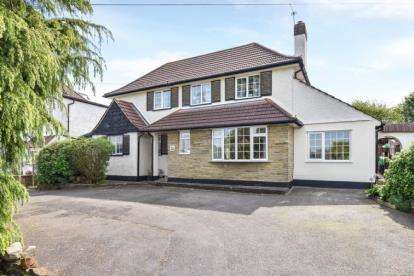 3 Bedrooms Detached House for sale in Leaves Green Road, Keston