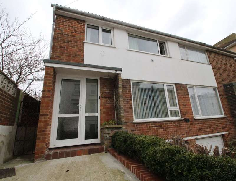 3 Bedrooms Semi Detached House for sale in London Street, Folkestone, CT20