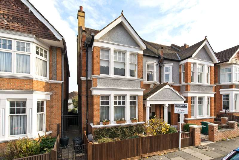 6 Bedrooms Semi Detached House for sale in Dora Road, London, SW19