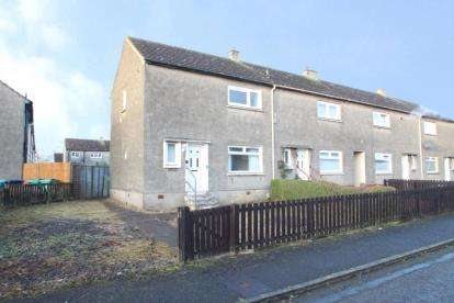 2 Bedrooms End Of Terrace House for sale in Tweed Crescent, Wishaw
