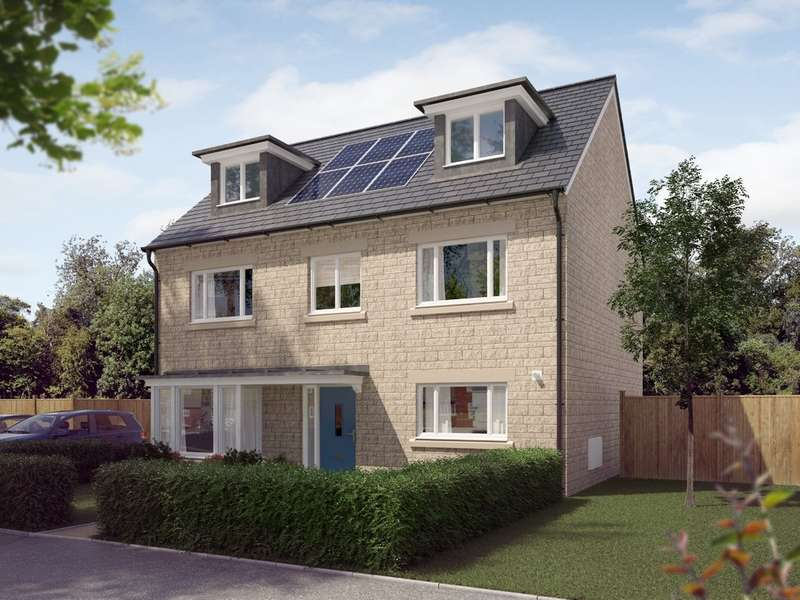 5 Bedrooms Detached House for sale in The Chalford, Cleeve View, Bishops Cleeve