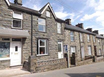 2 Bedrooms Terraced House for sale in Trawsfynydd, Blaenau Ffestiniog, Gwynedd, LL41