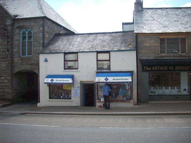 Commercial Property for sale in Market Place, Camelford