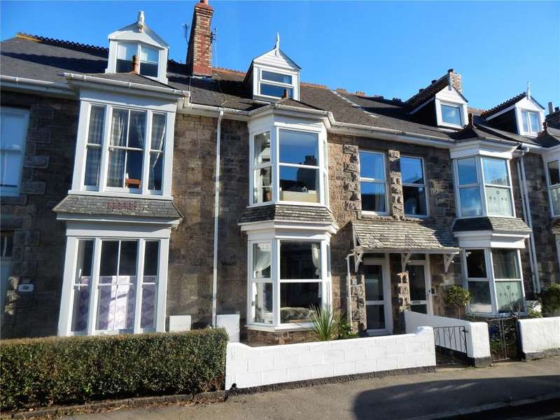6 Bedrooms Terraced House for sale in Tolver Road, Penzance, Cornwall