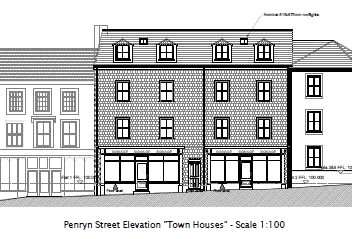 Land Commercial for sale in Penryn Street, Redruth, Cornwall