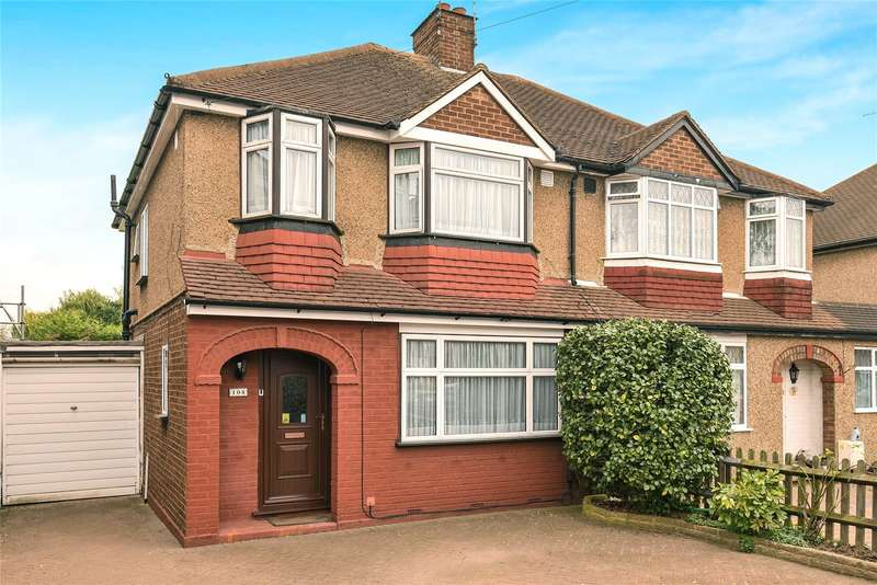 3 Bedrooms Semi Detached House for sale in Jubilee Drive, Ruislip, Middlesex, HA4