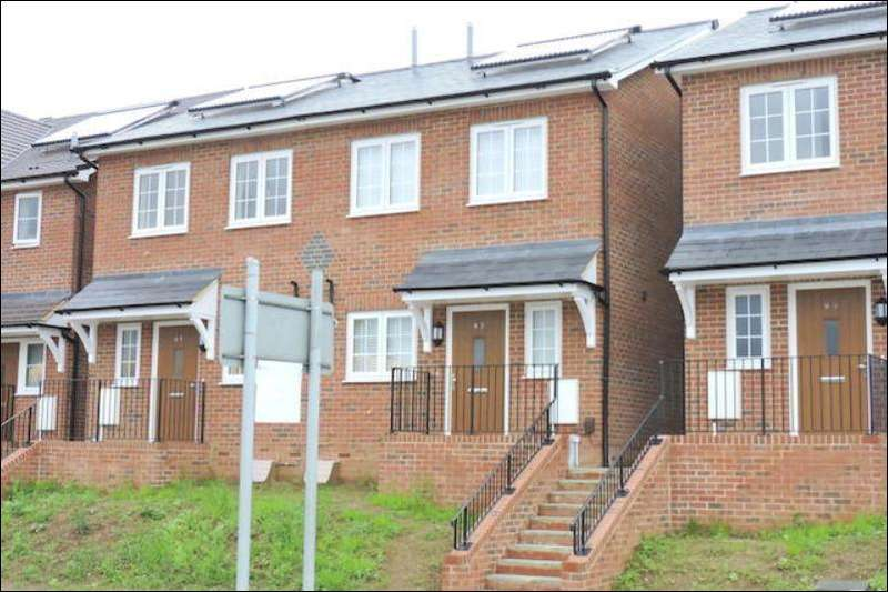 2 Bedrooms Semi Detached House for sale in Leagrave High Street, Luton, Bedfordshire, LU4 9JZ