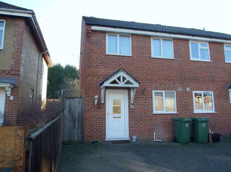3 Bedrooms Semi Detached House for sale in Trowbridge