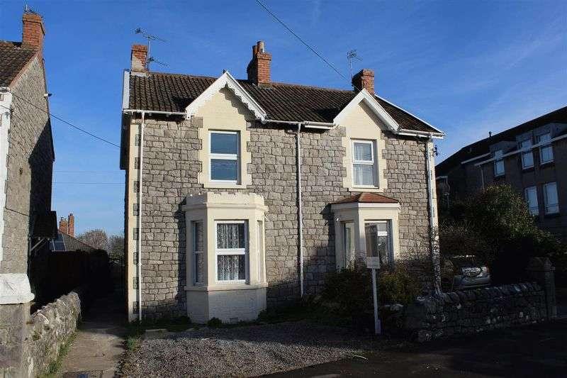 3 Bedrooms Semi Detached House for sale in Lower Kewstoke Road, Weston-Super-Mare