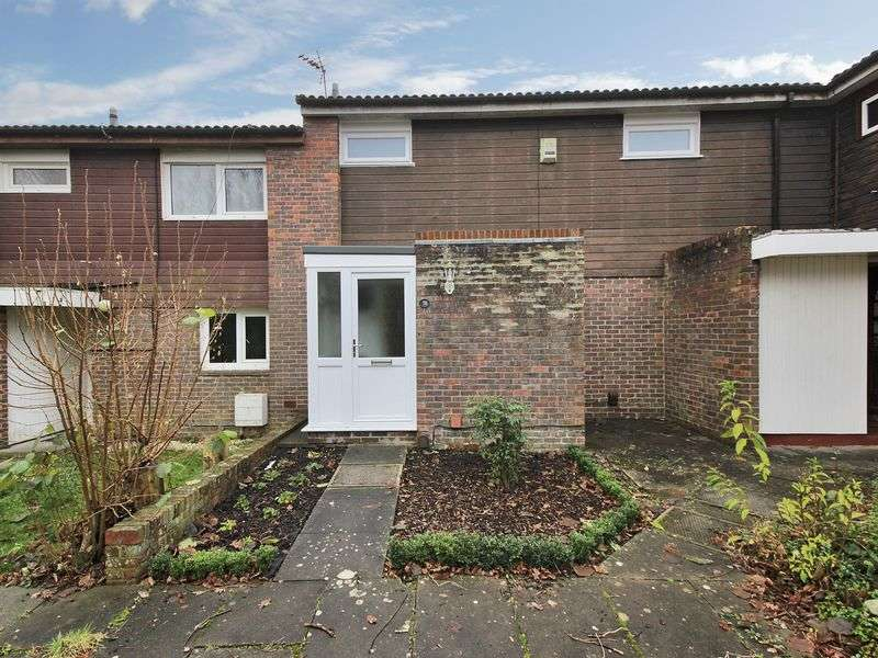 3 Bedrooms Terraced House for sale in Jewel Walk, Bewbush, Crawley, West Sussex