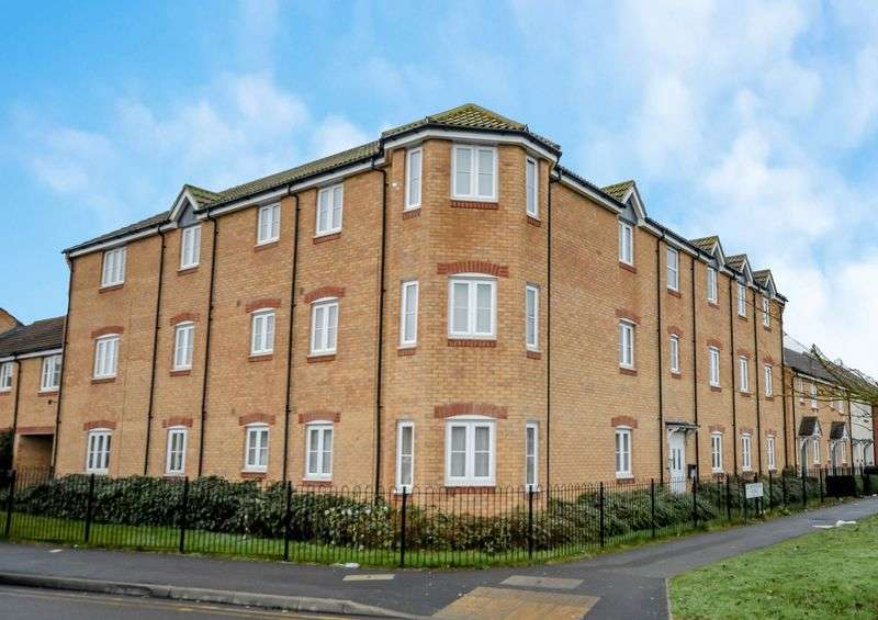 2 Bedrooms Flat for sale in Whitbourne Avenue, Park South
