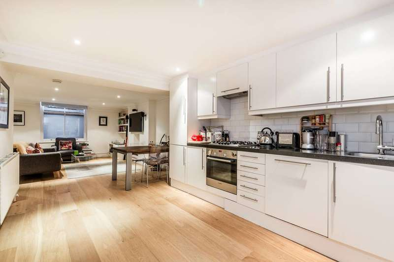 1 Bedroom Flat for sale in Talbot Road, Notting Hill, W11