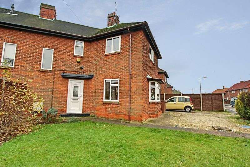 2 Bedrooms Semi Detached House for sale in Kent Road, Cottingham
