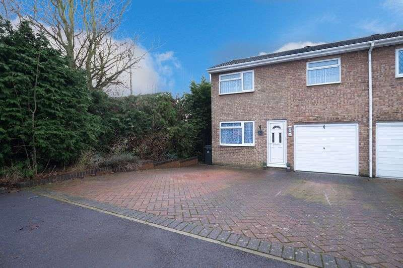 4 Bedrooms Semi Detached House for sale in Kentmere Close, Kempston, Bedford
